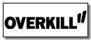 overkill shop